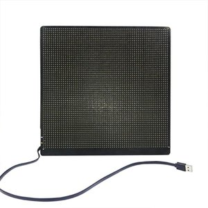 Modules Led Display Advertising Panel Eye-catching 72 Resolution Bluetooth-compatible Pad For HD Text Digits Pattern