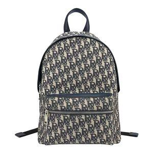 D Oblique printed men's canvas messenger shoulder Pack school bag nylon linen high-quality large-capacity backpack unisex outdoor travel metal logo 30*42*15cm