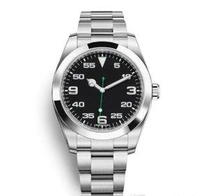 Топ Мастер тщательно сделанный Sky Supplord серии 116900 мужские часы автоматической механической нержавеющей стали GMT 40 мм роскошь