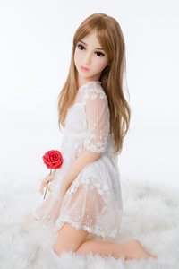 Realistic Doll Small Breast Full Body Sexy Lifelike Ass TPE Love Toys For Men