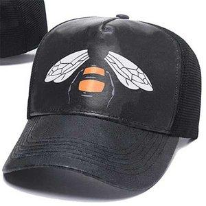 Diseño Tiger Animal Hat Bordado Snake Men's Brand Hombre y gorra de béisbol para mujer Gorro de golf ajustable Sombreros de calavera