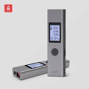 AUF LAGER Xiaomi Duka 40m Laser Range Finder LS-P USB-Lade Palette Finder Hohe Präzision Messung Entfernungsmesser