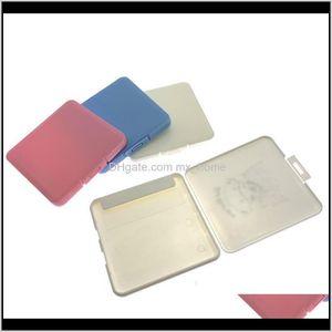 Boxes Bins Portable Dustproof Shield Box Moistureproof Disposable Face Cover Organizer Holder Mask Storage Case Cca12423 Qd8Hw A1Mur