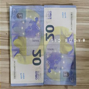 Fake Euros Money Realistic Nightclub Copy Note Business Movie Play 20 Bank Paper Prop Collection Most For 18 Chfxw