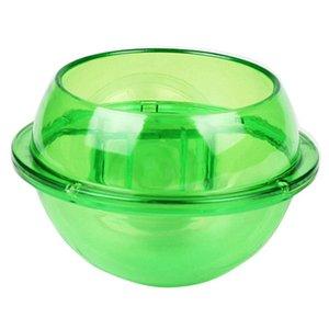 Green Cultivatin Cup Aquatic Plant Cup Pot with Suction Cups for Fish Tank Aquarium Underwater Decor Fish Aquatic Pet Supplies LLE7461