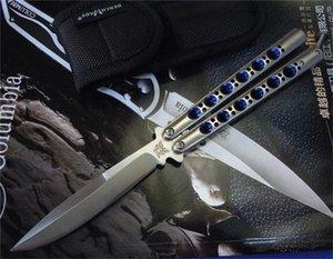 Benchmade BM42 balisong Free-swinging knives BM31 BM43 BM62 knife