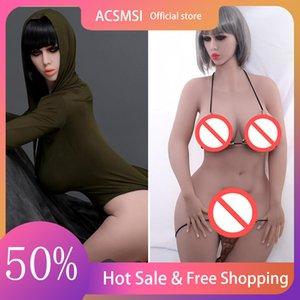 158 cm di alta qualità Giapponese TPE Bambole del sesso TPE realistico Reborn Adult Love Doll Mannequins Real Pussy Giocattoli sessuali per uomini Grande seno
