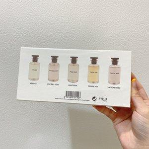 Ensembles de parfum de maquillage de rafaisisseur haut de gamme Apogee Rose Dex Vents 5pcs EDT avec boîte 10ml 5 en 1 Parfum Set Fast Livraison rapide