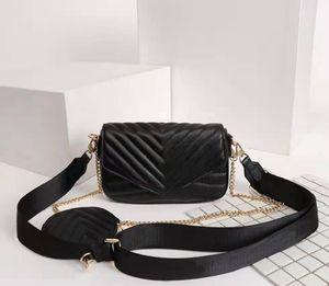 Сумка сумка для высококачественных дизайнерских сумки роскошный бренд женщина мода плечо мини-мессенджер Crossbody натуральные кожаные сумки превосходные держатели звезды стиль 56466