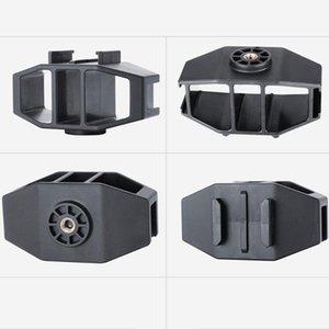Vlog Bracket Adapter With 1 4inch Screw Cold Shoe Mount Holder For Hero 7 6 Sjcam LFX-ING Stabilizers
