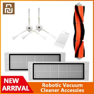 Xiaomiyoupin Universal Filter+ Rolling Brush + Size Brushes for Xiaomi Smart Robotic Vacuum Cleaner Accessies