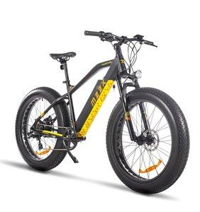 Горячий велосипед 750 Вт / 500 Вт Ebike для взрослых 26 Электрические велосипедисты города Дорожные велосипеды 48 В Литиевая батарея в наличии Корабль из США