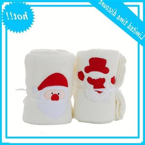 Christmas Snowman Multifunction Blankets Soft Coral Fleece Fluffy Thin Print Air Sofa Throw Blanket 2020