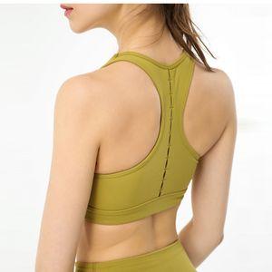 Women's Camisoles outdoor running breathable yoga sports vest underwear S-XL