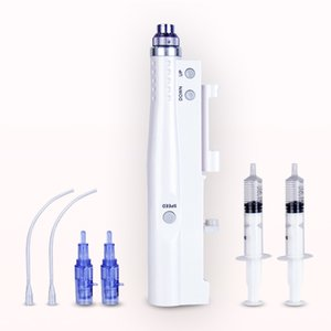 Professional Meso Injector Mesotherapy Dr.pen Microneedling Electric Water Light Needle Derma Pen for Rejuvenation
