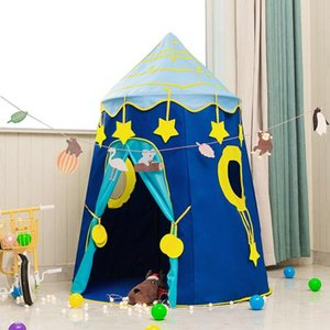 Children Tent Indoor Girl Play House Boy Girl Toy House Princess Room Castle Baby Home Baby Yurt Gifts Folding Tents Gifts