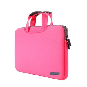 15.4 inch Protable Laptop Bag Handheld Sleeve Cases for MacBook and other Notebook