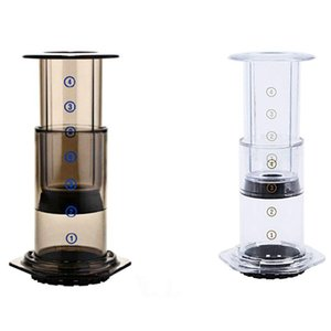 Electric Coffee Grinders Portable Machine Manual Pressure Pot To Send 350 Pieces Of Filter Paper