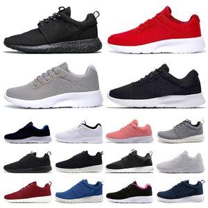 Original Tanjun Running Shoes Women Men triple black white grey pink london 3 Athletic Outdoor 1 Sneakers Sport Shoe