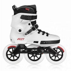 100% Original PowerSlide Next Trinity Frame Inline-Skates 3 * 100/110 / 125mm 4 * 80mm Straßenrennen Skate Roller Free Skating Patines