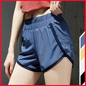 Дизайнер 02 йога короткие брюки женские бега шорты дамы повседневные наряды взрослые спортивные одежды девушки тренировки фитнес одежда