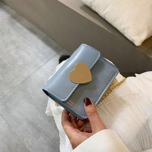 HBP милый летний мини маленькая сумка 2021 популярных новых модных модных сумок мессенджер поперечины сумки дикая цепь красивый кошелек для детей и женщин