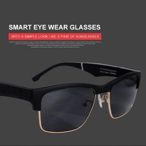 Glasses High Quality Waterproof Bluetooth Smart Hands-Free Call Music Sunglasses For Android