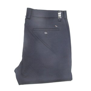 Man Jeans fashion temperament Simplicity leisure time comfortable pure cotton modal Straight pants