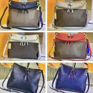 Designers Totes Tuileries Besace M45522 Corpo Moda Embossed Melie Handbags Mulheres Crossbody Bag Luxurys Flor Sacos Feminino Cro Wkfb