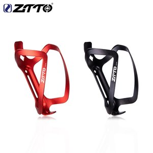 Bicycle mountain bike aluminum alloy kettle integrated water cup holder riding accessories