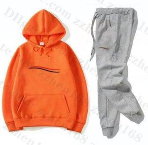 European American autumn winter Tracksuit popular Sweat suit men women pullover sweatshirts Men S Womens hoodies casual Jogging sportswear