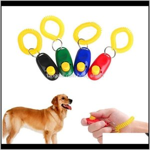 16Styles Whistle Clicker Plastic Pet Training Click Agility Trainer Wrist Lanyard Portable Dog Obedience Supplies Ffa4157 1200Pcs Dngg 0Fjxy