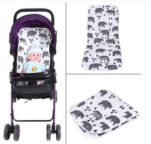 Stroller Parts & Accessories Cotton Baby Seat Comfortable Soft Child Dining Chair Diaper Mat Infant Cushion By Pad Prams Cart