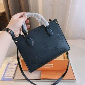 Onthego Mini Totes Женщины Luxurys Дизайнеры Сумка Небольшие сумки M45659 Женские Темные Сумки Сумки Сумка Классический Письмо Цветочный кошелек на Go