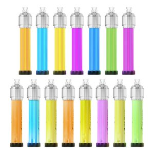 iJoy LIO Bee LIT Disposable Vapes ecigarette 2500Puffs 1300mAh Prefilled 6ml Cartridge with RGB Light Flash Design vs puff beast randm dazzle pro bang xxl puff plus