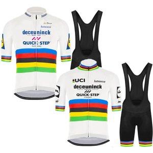 Julian Alaphilippe Dünya Bisiklet Forması Set Hızlı Adım Giyim Yol Bisikleti Takım Bisiklet MTB Üniforma Maillot Yarış Setleri