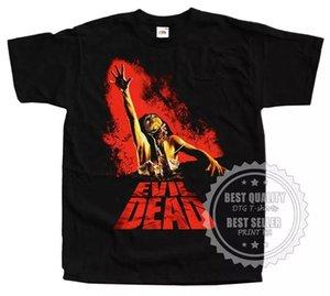 Evil Dead V17 T SHIRT Horror Movie Poster BLACK Sizes S to 5XL