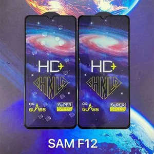 HD Screen Protector For iPhone 12 Pro Max Full Cover Tempered Glass For Samsung F02S A22 F12 A12 Moto Edge G10 Power G40fusion