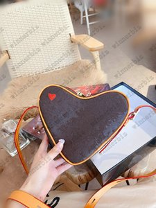 GAME ON COEUR Handbags Luxurys Designers VINTAGE Bag Messenger Shoulder Crossbody Bags Leather Ladies Handsbag
