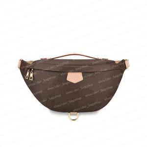Vita Bumbag Mens Belt Bad Bag Fannypack Crossbody Borse Messenger Uomo in pelle Clutch Handbag Fashion Wallet 44336 20714