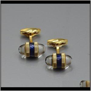 2021 Luxury Jewelry Men39S Classic Logo Shirt Designer Cufflinks Wholesale Price With Box Lm15 64Wv3 Ib1Op