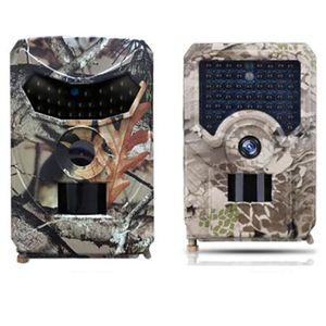 Câmaras de caça PR100 1080P Câmera IR LEDs Infrared Night Vision Scouting Camcorder Ao Ar Livre para Wildlife Monit
