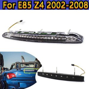 Car Headlights For E85 Z4 Genuine CLEAR Trunk Third Brake Stop Light White Color 2003 2004 2005 2006 2007 2008