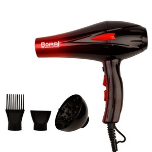 Professional Hair Dryer Salon Blow Dryer with Concentrator Diffuser Nozzle Fast Drying Hair Care Blower Hairdryer Styling Tool46