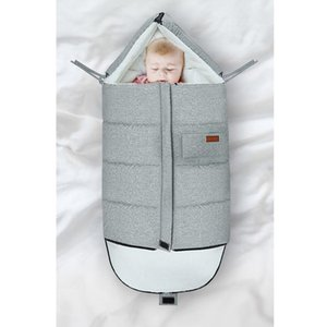 Stroller Parts & Accessories Baby Infant Sleepsack Footmuff Pram Pad Winter Autumn Windproof Warm Envelope Swaddle Wrap Sleeping Bag Blanket