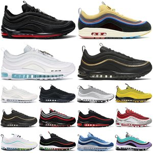air max airmax running shoes men women Sean Wotherspoon Jesus Satan Halloween Bred Jayson Tatum Gradient Fade mens womens athletic sports trainers sneakers