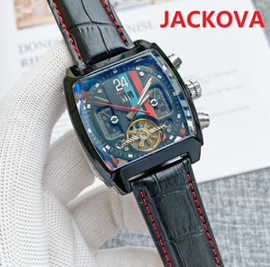 Square Dial Designer Mens watches Automatic Mechanical 2813 Movement Watch Luminous Sapphire Waterproof Sports Self-wind Fashion Wristwatches Gift