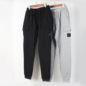 Nuovi 20SS Fashion Mens Designer Designer Pants Branded Sports Pant Side Badge Sweatpants Joggers Casual Streetwear Pantaloni Vestiti