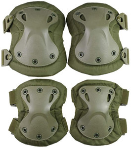 Protective Gear Professional tactical combat knee and elbow pad sets