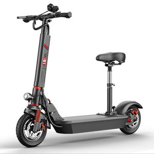 """36V large-capacity lithium battery bicycle 10"""" Mini adult electric scooter portable two-wheel flat car folding electricly bikes"""